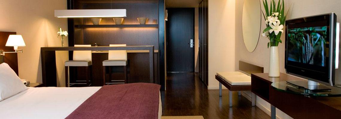hotel madero habitación superior