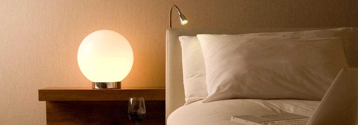 hotel madero detalle cama