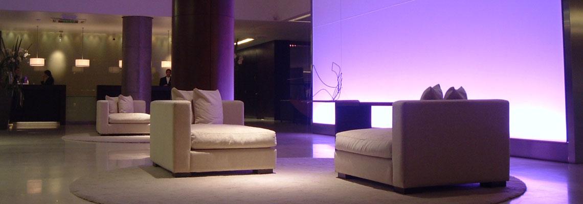 hotel madero lobby
